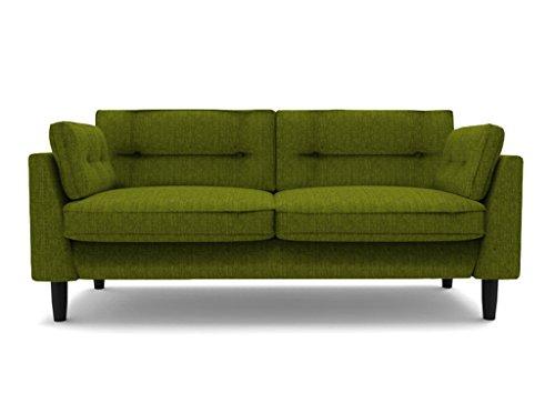 3 Sitzer Big Sofa Marigold grün - retro, design