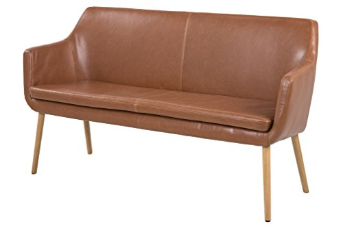 AC Design Furniture Sofabank Trine Lederlook