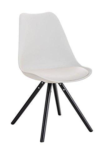 clp design retro stuhl pegleg schalenstuhl sitzh he 46 cm. Black Bedroom Furniture Sets. Home Design Ideas