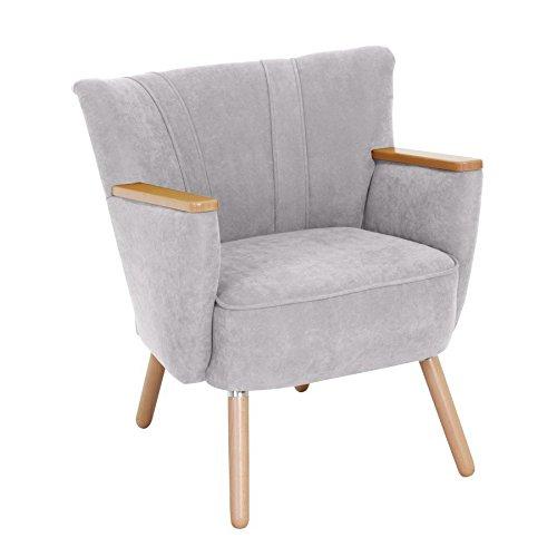 designer sessel laurin von max winzer schicker clubsessel im retro look in 12 farben verf gbar. Black Bedroom Furniture Sets. Home Design Ideas
