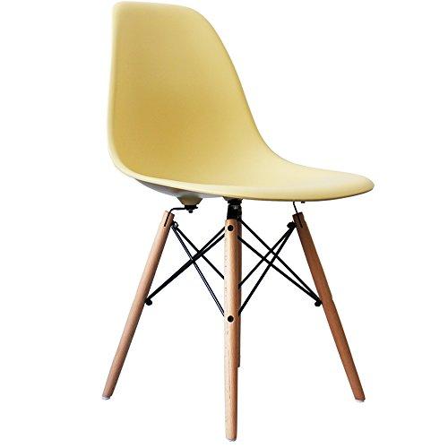 Eames style dsw stuhl retro stuhl for Dsw stuhl hamburg