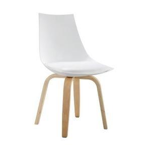 """Esszimmerstühle """"Jonathan"""", 2Stück, Farbe: Weiß"""