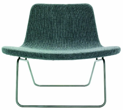 ray stuhl stoff grau hay design retro stuhl. Black Bedroom Furniture Sets. Home Design Ideas