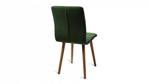 retro esszimmerstuhl polsterstuhl lehnenstuhl armlehne. Black Bedroom Furniture Sets. Home Design Ideas