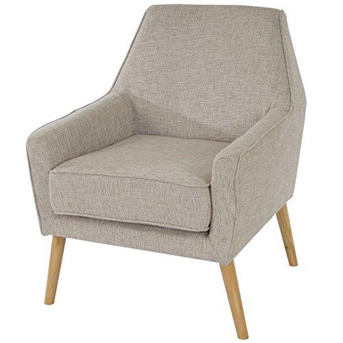 clp edelstahl lounge sessel nala im retro stil mit. Black Bedroom Furniture Sets. Home Design Ideas