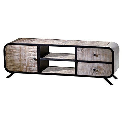 tv lowboard tv board drobak altholz massivholz mangoholz. Black Bedroom Furniture Sets. Home Design Ideas