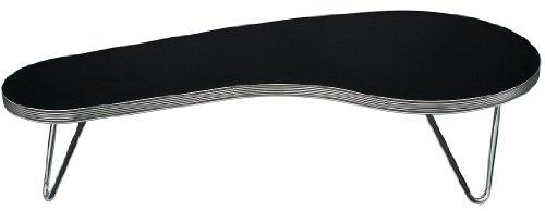 Tisch Esstisch Dinertisch Bürotische Nierentisch Boomerangtisch Couchtisch (Blackstone)