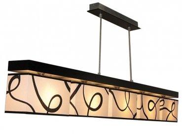 """Yados Designer Pendellampe Model """" ST. TROPEZ """" 5 flammig"""