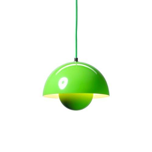 andTRADITION - FlowerPot VP1 - Hängeleuchte - grün - Verner Panton - Design - Deckenleuchte - Pendelleuchte - Wohnzimmerleuchte