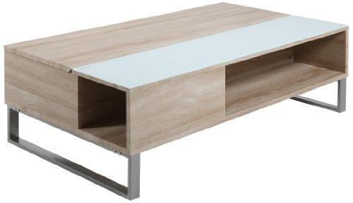 Ac Design Furniture 63722 Couchtisch Nikolaj Mit Liftfunktion Und