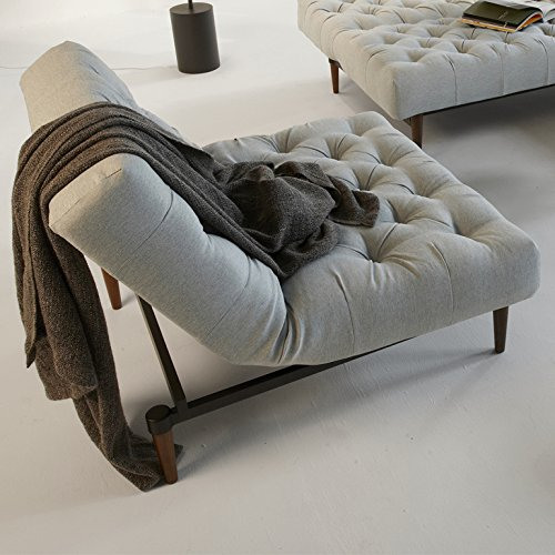 Innovation Klappsessel Mit Holzbeinen Oldschool Styletto Textil