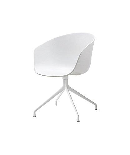 HAY - About a Chair AAC 20 - weiß - weiß - Hee Welling and Hay - Design - Esszimmerstuhl - Speisezimmerstuhl