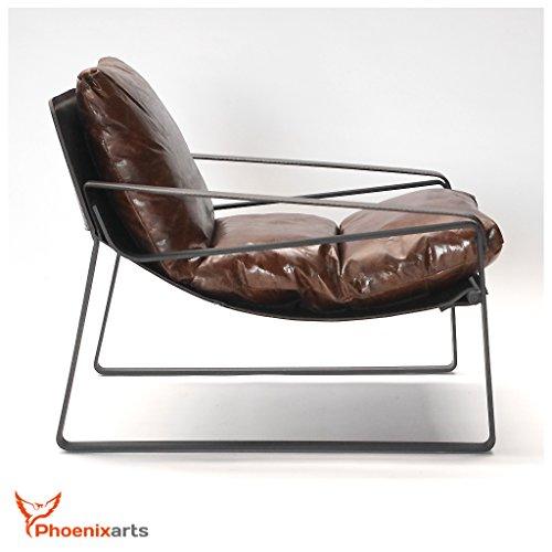 vintage relaxsessel echtleder sessel design lounge. Black Bedroom Furniture Sets. Home Design Ideas