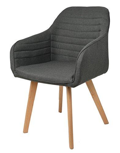 Ts Ideen Lounge Design Stuhl Bar Sessel Clubsessel Holz