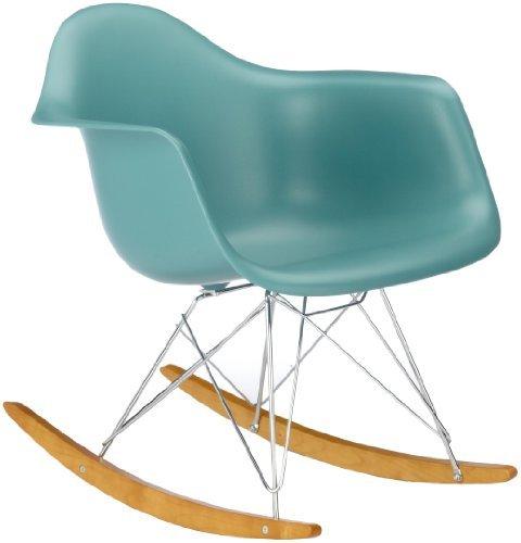 vitra 4401130021 stuhl rar eames plastic armchair gestell verchromt ocean retro stuhl. Black Bedroom Furniture Sets. Home Design Ideas