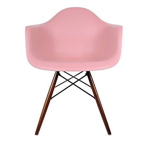 Verkauf 1 x design stuhl eiffel stil walnussholz beine for Design stuhl eiffel