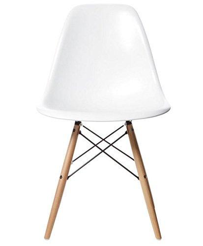 Charles ray inspiriert eiffel dsw retro design wood for Design lounge stuhl