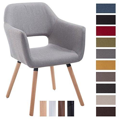 clp besucher stuhl auckland mit armlehne max. Black Bedroom Furniture Sets. Home Design Ideas