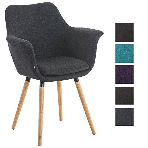 clp besucher stuhl vance holzgestell stoff bezug. Black Bedroom Furniture Sets. Home Design Ideas