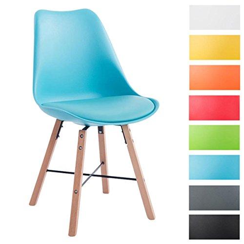 Clp design retro stuhl laffont sitz kunststoff for Esszimmer schalenstuhl