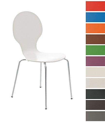 clp stapel stuhl diego holzsitz robust pflegeleicht ergonomisch geformt 12 farben retro stuhl. Black Bedroom Furniture Sets. Home Design Ideas