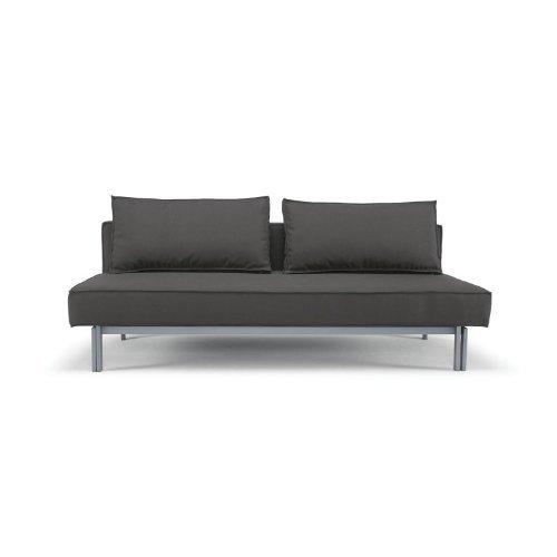 innovation schlafsofa sly schlafcouch bett g ste sofa bett schwarz retro stuhl. Black Bedroom Furniture Sets. Home Design Ideas
