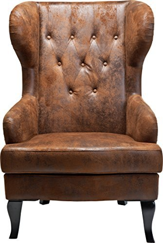 kare 77521 ohrensessel vintage retro stuhl