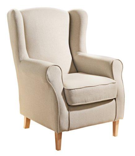 max winzer 279511001645202 lione ohrenbackensessel. Black Bedroom Furniture Sets. Home Design Ideas