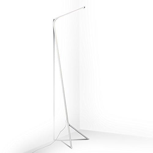 qazqa design modern stehleuchte stehlampe standleuchte lampe leuchte lazy lamp wei. Black Bedroom Furniture Sets. Home Design Ideas