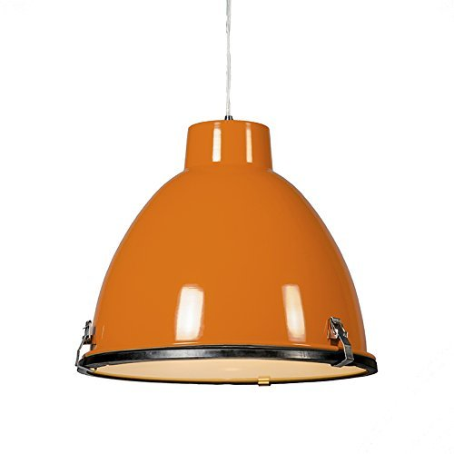 Esstisch Rund Orange ~ QAZQA Industrie  Modern  Esstisch  Esszimmer  Pendelleuchte  Pendellampe