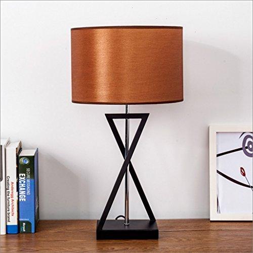 schlafzimmer eisen tischleuchte nordic kreative moderne tuch schreibtisch lampe einfache studie. Black Bedroom Furniture Sets. Home Design Ideas