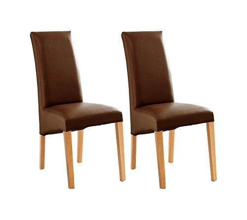 Stuhl Esszimmerstuhl Küchenstuhl Polsterstuhl 2er Set