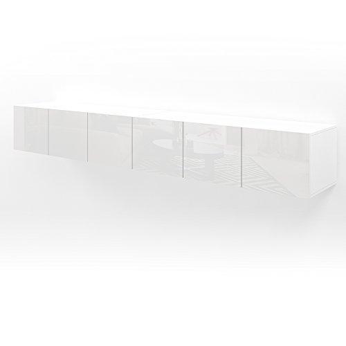 Lowboard weiß hochglanz 240  Side/Lowboards Archive - Seite 5 von 8 - Retro-Stuhl.de