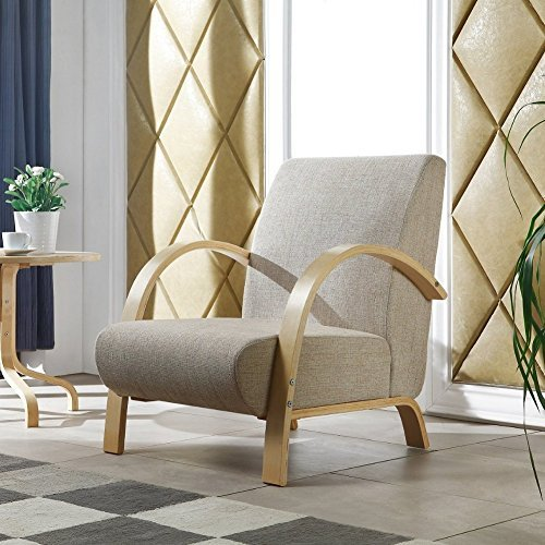 i-flair® - Polstersessel, Einzelsofa, Lounge Sessel mit ...