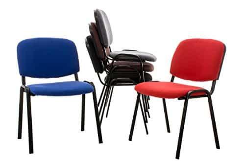 Stuhl grau nieten perfect sessel stuhl kunstleder - Stuhl mit nieten ...