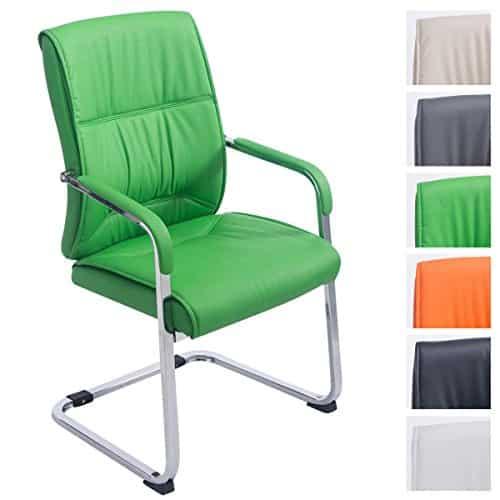 clp xxl freischwinger stuhl mit armlehne anubis belastbar. Black Bedroom Furniture Sets. Home Design Ideas