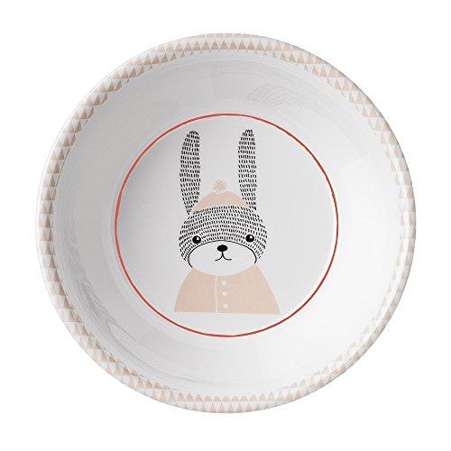 Bloomingville Mini Sophia Rabbit Melamin-Schüssel Schale Hase