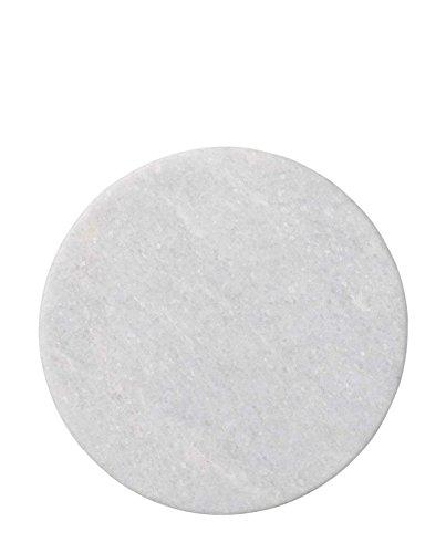 Bloomingville Tablett Marmor rund M