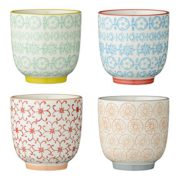 Bloomingville Tassen Becher Carla 4er Set