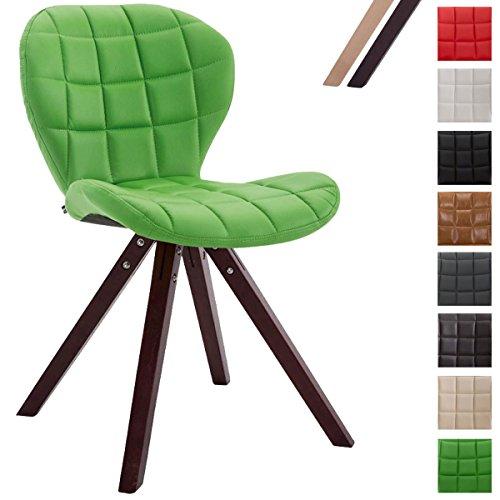Clp design retro stuhl alyssa bein form square for Design stuhl bequem