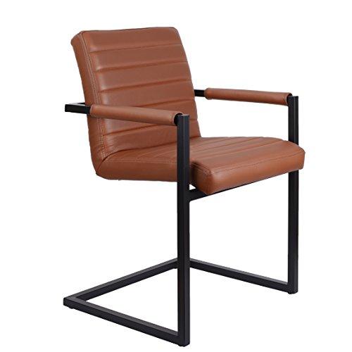 Feel furniture conference stuhl hellbraun schlankem for Design konferenzstuhl