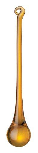 Firstlight 8259AM Glastropfen für Leuchte Perla bernstein 9 Stück