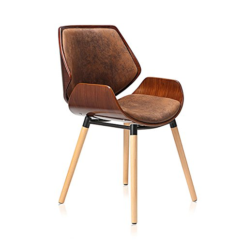 Makika Design Stuhl Retro B Rostuhl Vintage Hocker