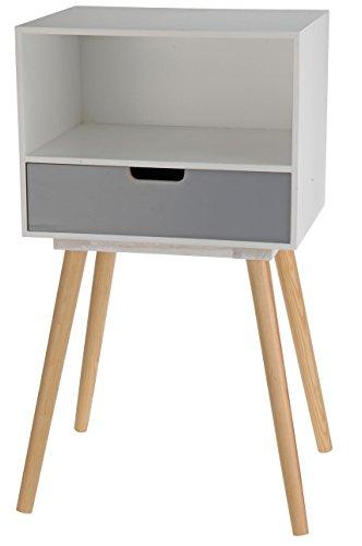 Moderne holz kommode im 70er jahre retro design 1 for Kommode 70er