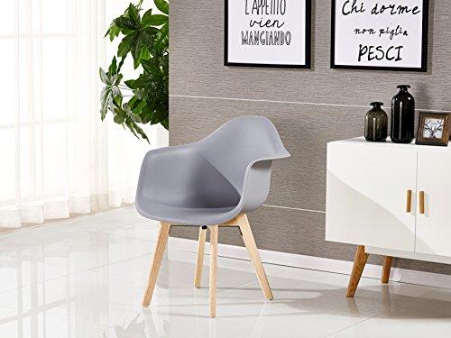 P n homewares rico da tub stuhl skandinavisch esszimmerstuhl b rostuhl wohnzimmer stuhl in - Esszimmerstuhl skandinavisch ...