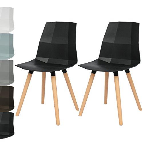 woltu 2 x esszimmerst hle 2er set esszimmerst hle design. Black Bedroom Furniture Sets. Home Design Ideas