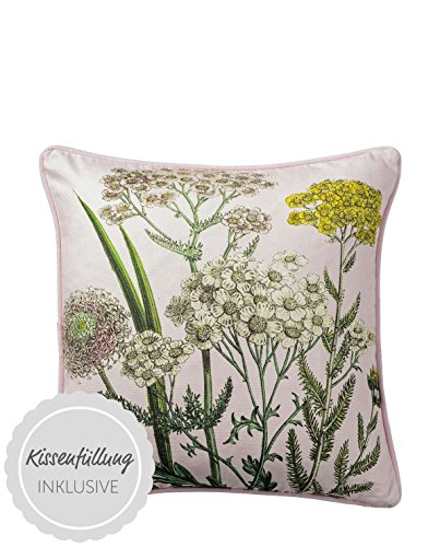 Bloomingville Kissen Flower (Design 2) 45x45cm