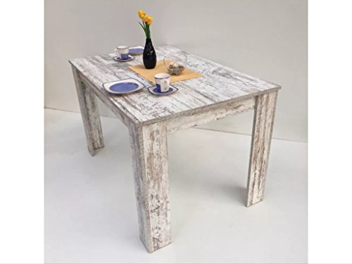 Esszimmertisch Canyon White Pine 120x80