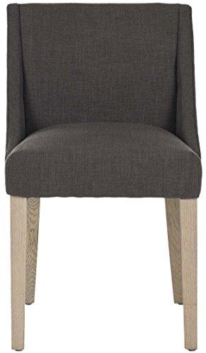 safavieh sessel schaumstoff grau x x 82 cm retro stuhl. Black Bedroom Furniture Sets. Home Design Ideas
