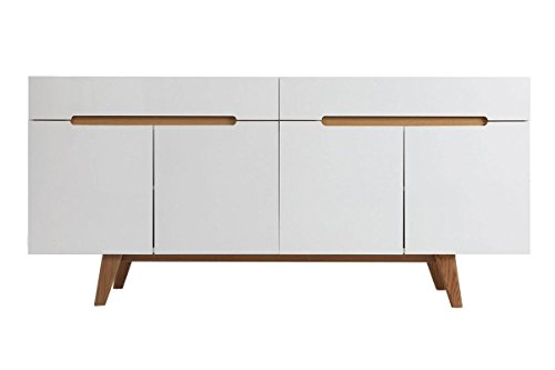 Sideboard linsell ll kommode highboard anrichte schrank for Sideboard nordisch